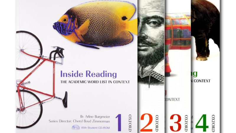 [REVIEW SÁCH] INSIDE READING  570 Academic IELTS Word list