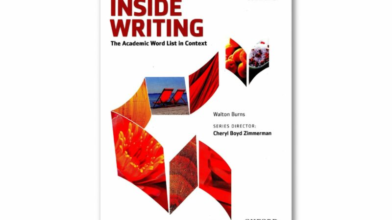 [REVIEW SÁCH] Inside Writing INTRO – The Academic Word List in Context