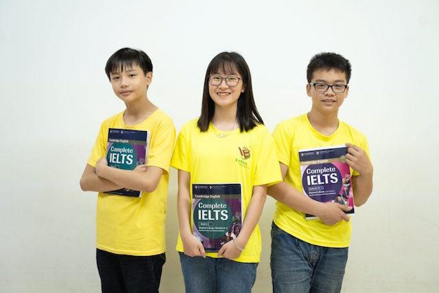 Thời điểm tốt nhất để học sinh tiếp xúc với IELTS là từ cấp 2
