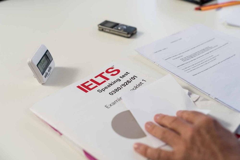 IELTS là viết tắt của International English Language Testing System
