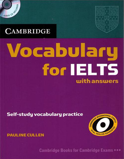 Bìa sách Cambridge Vocabulary for IETLS