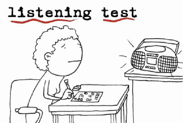 Độ khó của bài thi IELTS Listening tăng dần theo cấp độ thời gian