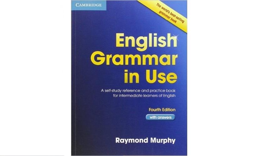 Bìa sách English grammar in use for Intermediate