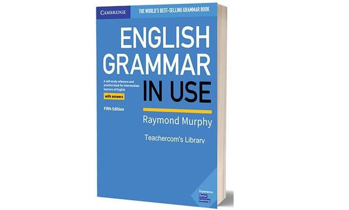 Sách English grammar in use for Intermediate bản mới 2019