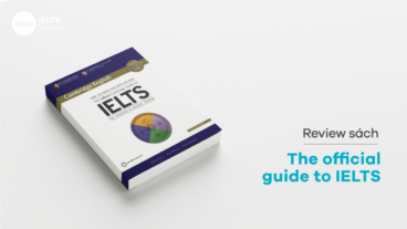 Review Sách The official guide to IELTS
