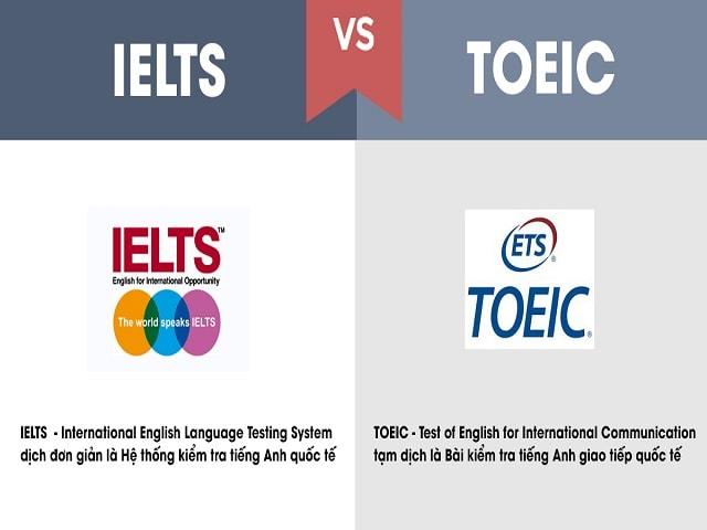 TOEIC và IELTS - Chứng chỉ phân cấp mức độ tiếng Anh mà bất kỳ ai cũng nên có