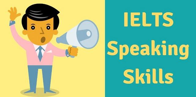Cấu trúc IELTS Speaking luôn chia thành 3 phần gồm Part 1, Part 2 và Part 3