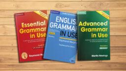 Trọn bộ English Grammar in Use Elementary + Intermediate + Advanced