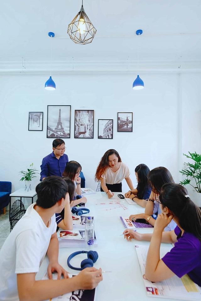 Học từ vựng IELTS hiệu quả cùng Vietop