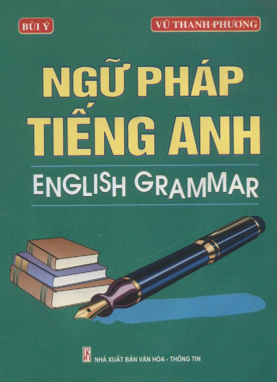 Sách Ngữ pháp Tiếng Anh - English Grammar