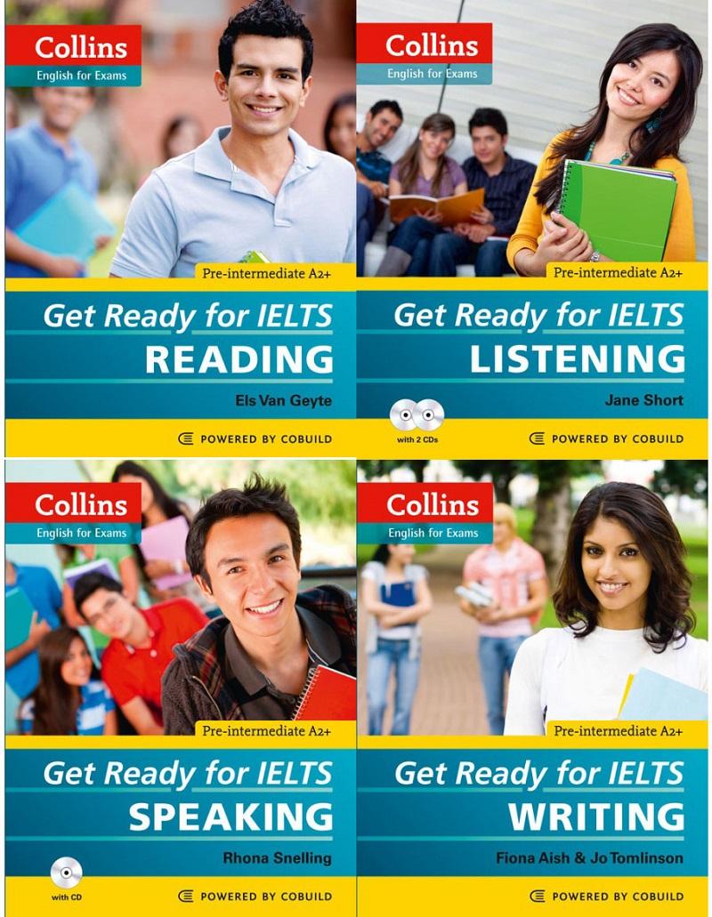 Trọn bộ Get Ready for IELTS