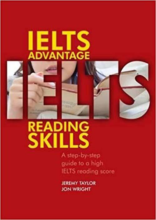Bìa sách IELTS Advantage Reading Skills