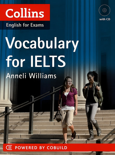 Vocabulary for IELTS Collins
