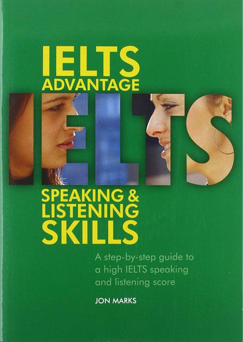 Bìa sách IELTS Advantage Listening - Speaking Skills