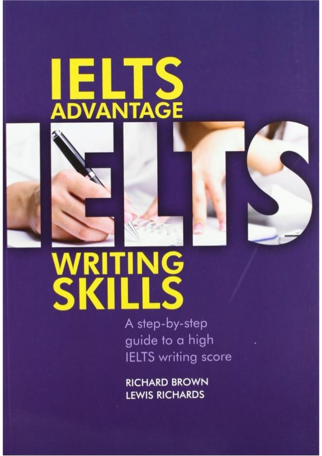 Bìa sách IELTS Advantage Writing Skills