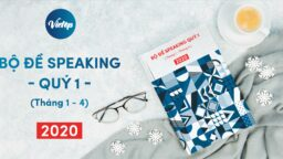 BỘ FORECAST SPEAKING full 3 parts FORECAST SPEAKING full 3 parts bao trúng 100% quý 01/2020 (tháng 1,2,3,4)