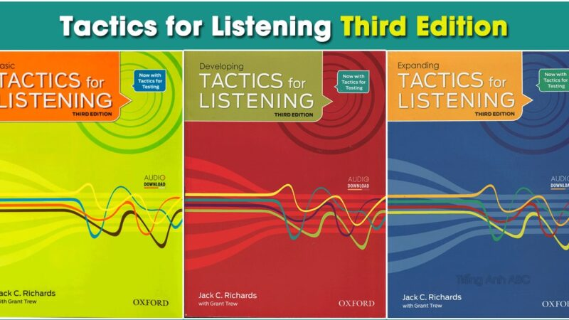 Tactics for Listening (3RD EDITION)