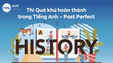 Thì Quá khứ hoàn thành trong Tiếng Anh - Past Perfect