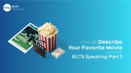 Chủ đề Describe your Favorite movie