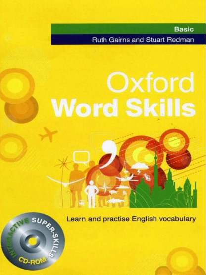 Bìa sách Oxford Word Skills Basic