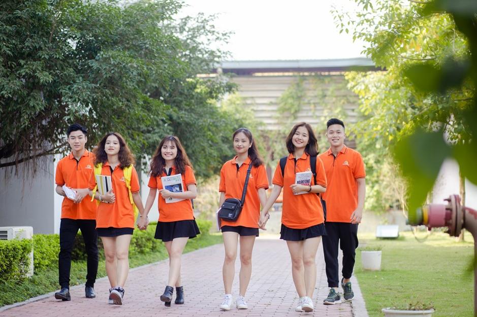Sinh viên Trường Đại học FPT
