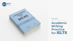 Review sách Academic Writing Practice for IELTS