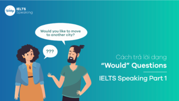 "Cách trả lời dạng ""Would"" Questions – IELTS Speaking Part 1"