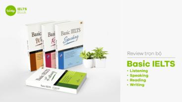 Review trọn bộ Intensive IELTS Listening, Reading, Speaking, Writing