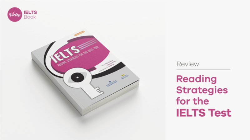 Review Sách Reading Strategies for the IELTS Test