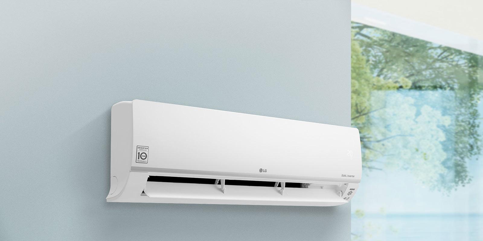 Air conditioner : Máy điều hòa không khí