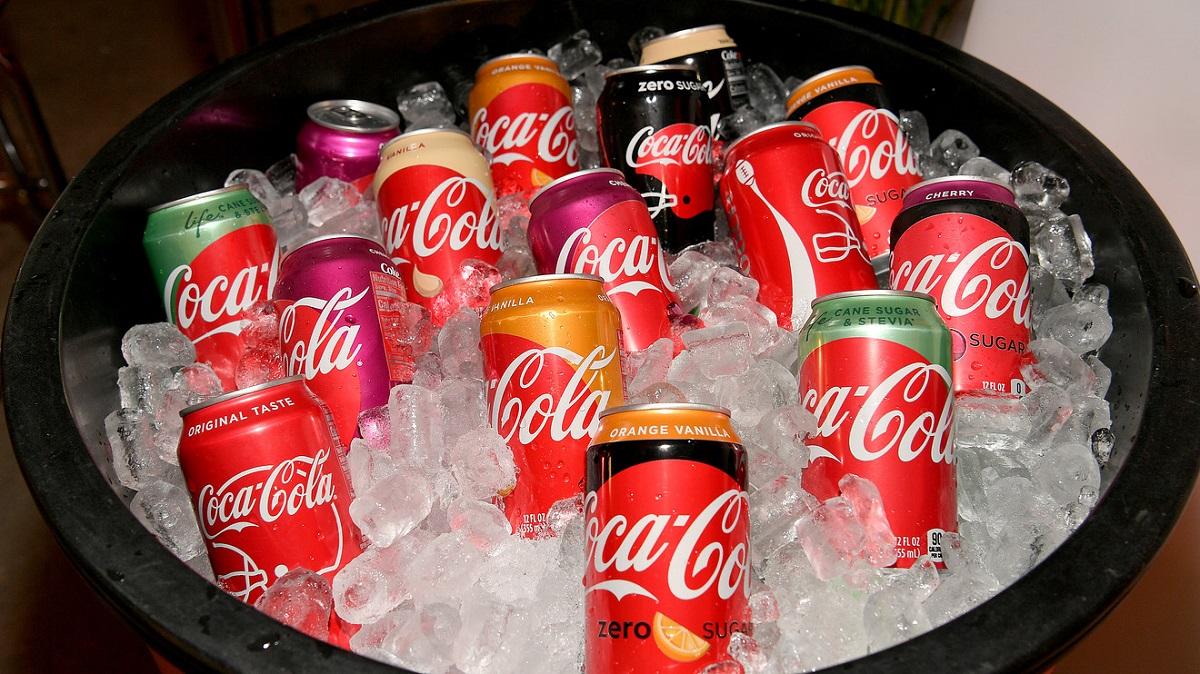 Coke: nước ngọt