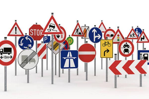 Một số biển báo giao thông đường bộ bạn cần biết