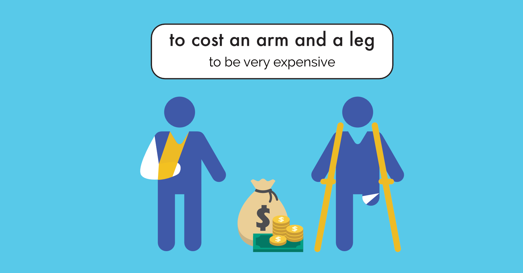 cost an arm and a leg: rất đắt