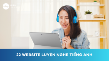22 Website luyện nghe tiếng Anh