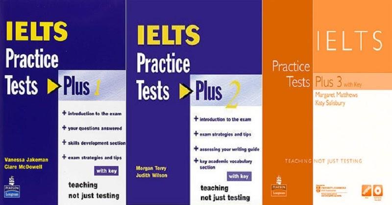 IELTS Practice Test Plus 1,2 và 3