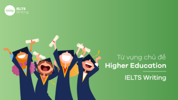 Từ vựng chủ đề Higher Education - IELTS Writing