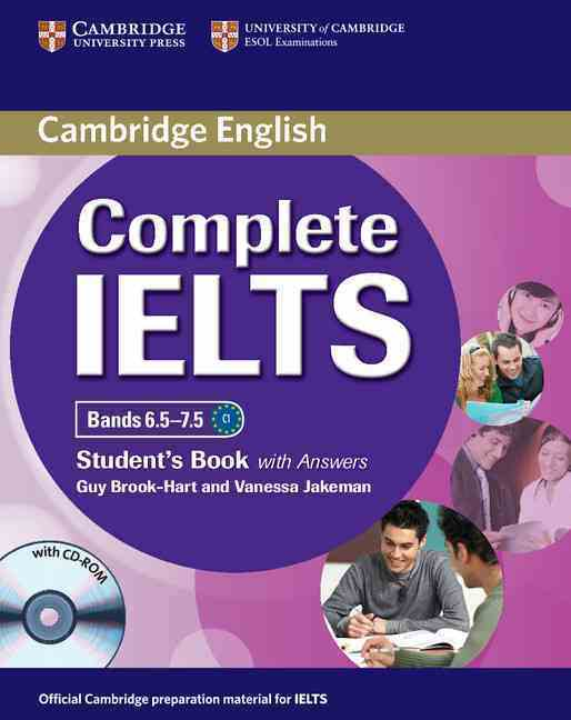 Complete IELTS band 5-6.5