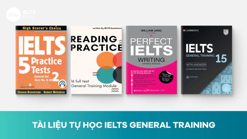 Tài Liệu Tự Học IELTS General Training