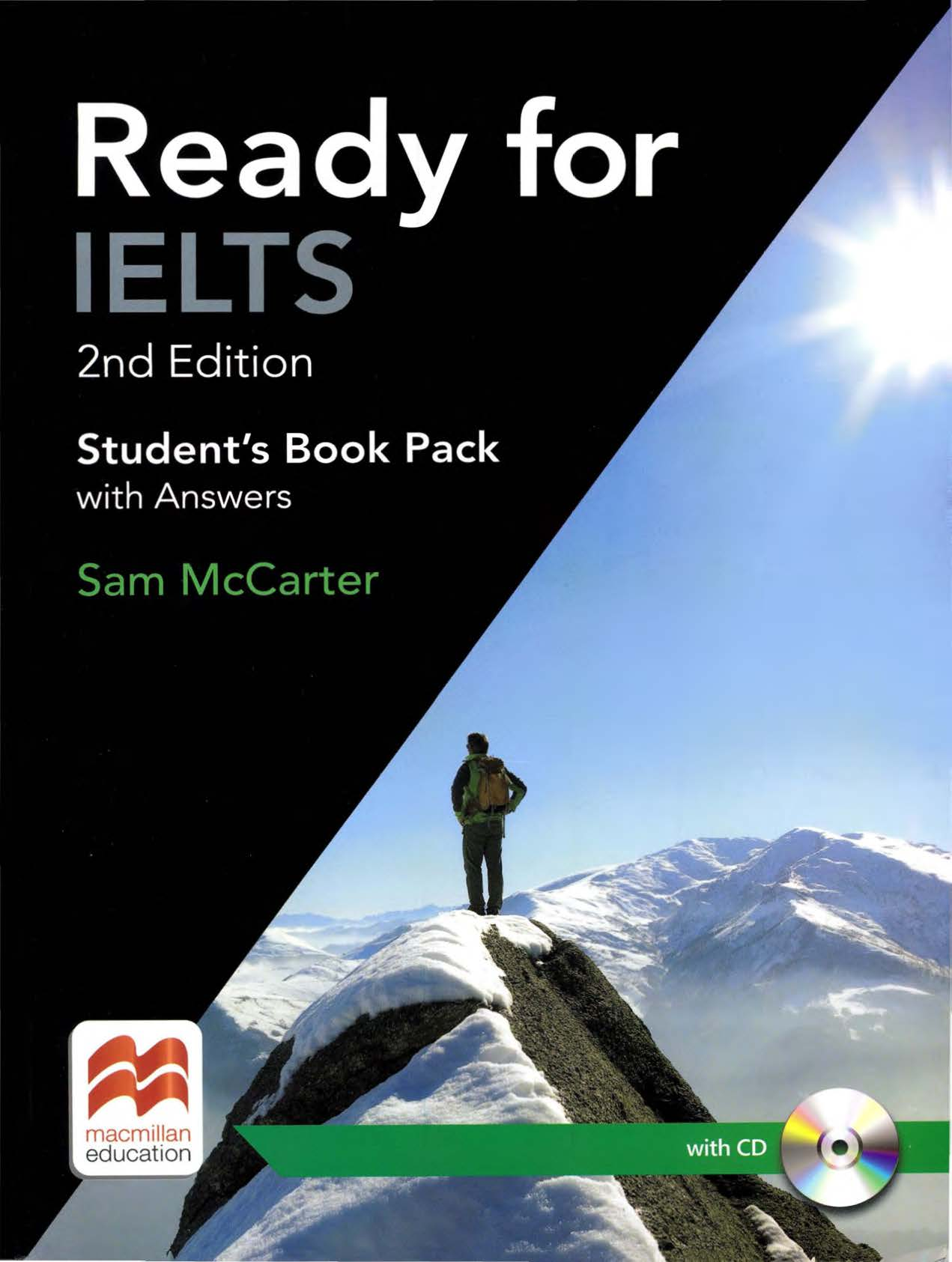 Sách Ready for IELTS (Macmillan) – 2nd edition