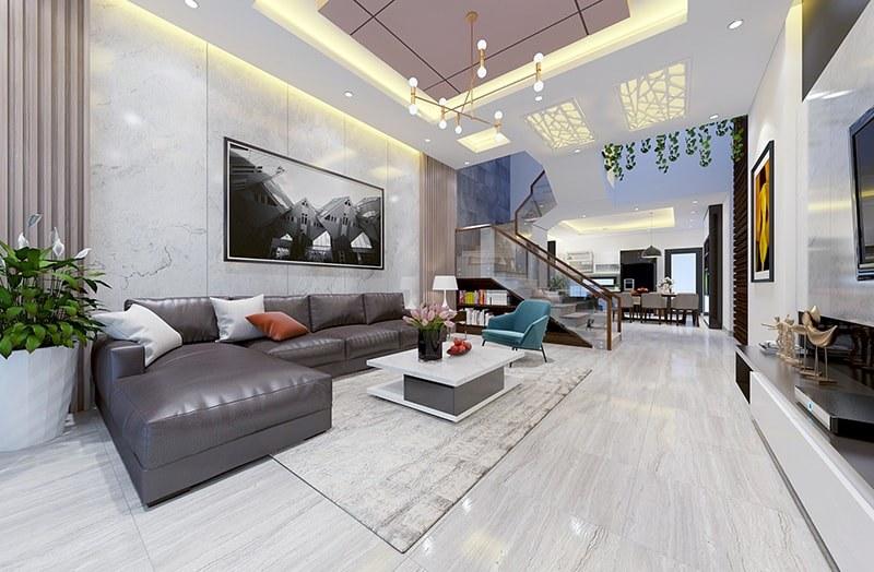 Living room: phòng khách
